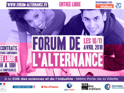 Forum de l'alternance 2018