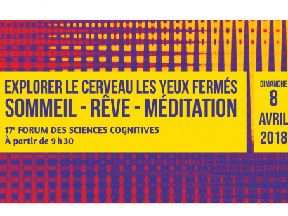 Forum des sciences cognitives 2018 à la Cité des Sciences et de l'Industrie