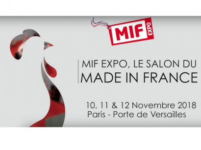 MIF Expo 2018, le Salon du Made In France