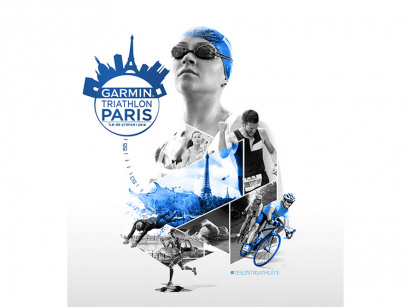 Le Triathlon de Paris 2018