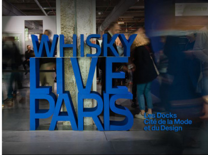 Whisky Live Paris 2018 aux Docks - Cité de la Mode et du Design
