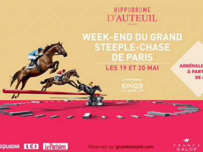 Grand Steeple-Chase de Paris 2018