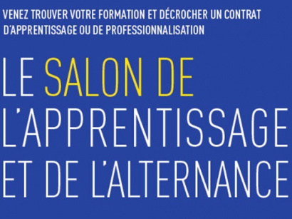 Salon de l'apprentissage et de l'alternance de Paris 2019