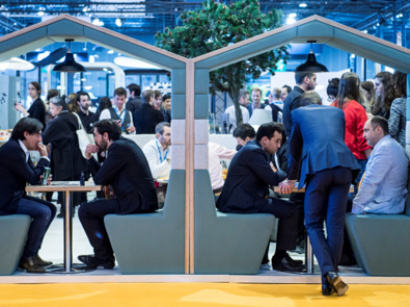 Salon Workspace Expo 2019 à la porte de Versailles