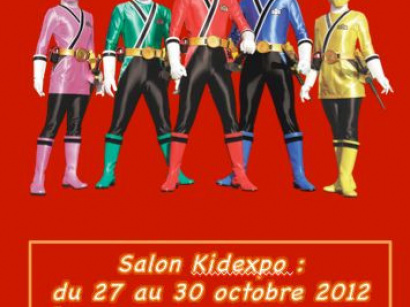 Les Power Rangers Super Samourai