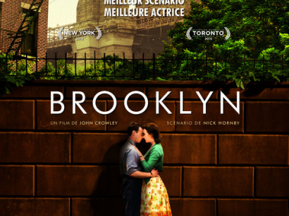 Brooklyn : 3 nominations aux Oscars