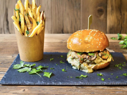French Burger Factory : des burgers au bon coeur