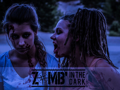 Zomb'in The Dark 2016 : course d'orientation nocturne