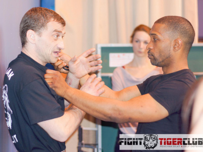 Le Penchak Silat au Fight Tiger Club