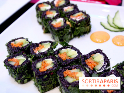 La collection Black de Planet Sushi