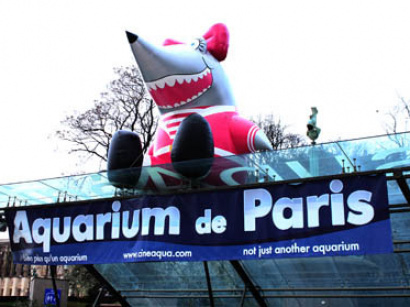 Plankton Invasion à l'Aquarium de Paris