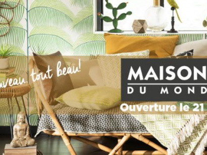 boutique maison du monde visuel maisons du monde with boutique maison du monde perfect la. Black Bedroom Furniture Sets. Home Design Ideas