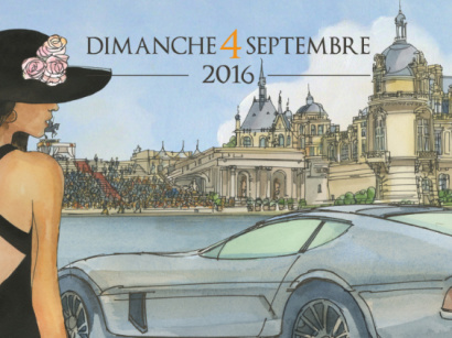 Chantilly, Arts et Elégance Richard Mille au Domaine de Chantilly