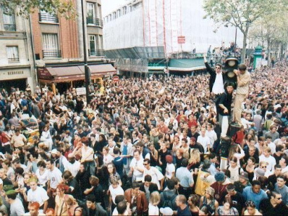 Techno Parade 1999