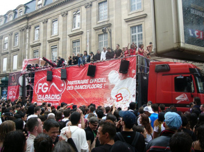 Techno Parade 2005