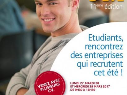 Journ es jobs d t 2017 au centquatre 104 for Salon etudiant 2017 paris