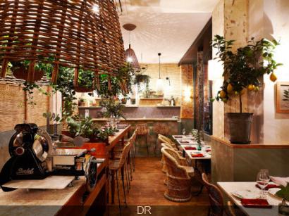 les restaurants o manger bio sain et pas cher paris. Black Bedroom Furniture Sets. Home Design Ideas