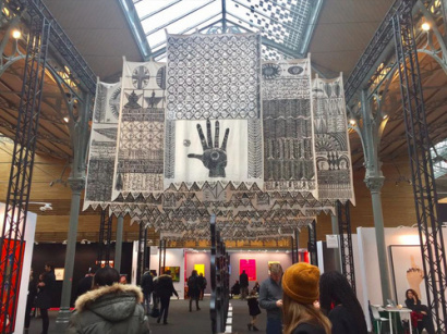 Also known as Africa, la foire d'art contemporain africain au Carreau du Temple