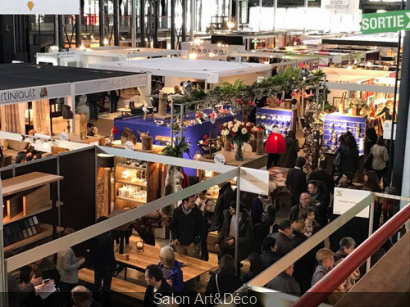 Salon du dessin 2018 au palais de la bourse for Salon de la deco