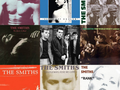 L'expo sur The Smiths au Point Ephémère