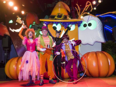 Halloween 2016 à Disney Village