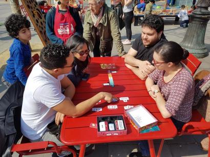 La f te mondiale du jeu 2017 paris - Salon du jeu video paris 2017 ...