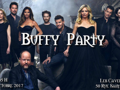 Buffy Party aux Caves Saint Sabin