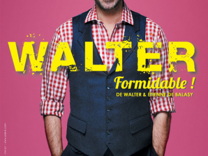 Walter dans Formidable au Point Virgule