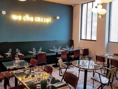 les nouveaux restaurants italiens de paris. Black Bedroom Furniture Sets. Home Design Ideas