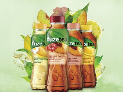 Fuze Tea ouvre un Pop-up Store De rien