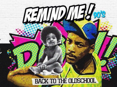 Soirée Hip-hop et Rnb 90s-00s au District !