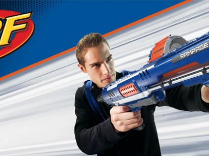 NERF NATION : Grande finale à la Défense
