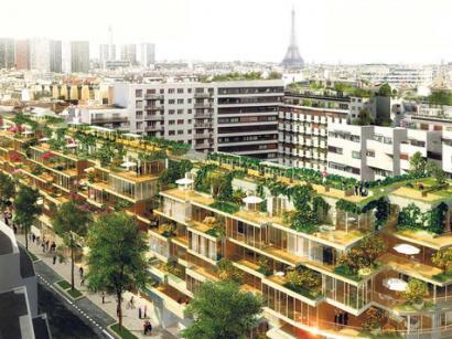 La tour montparnasse va fermer en 2019 pour m tamorphose for Jardin truillot
