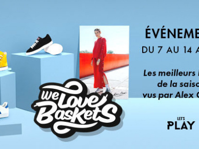 We Love Baskets : la basket à l'honneur aux Passages !