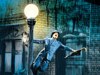Singin' in the rain en ciné-concert à la Philharmonie de Paris