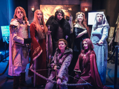 Game of Thrones : The Touring Exhibition, entrée gratuite pour les cosplayers ce 21 juillet !