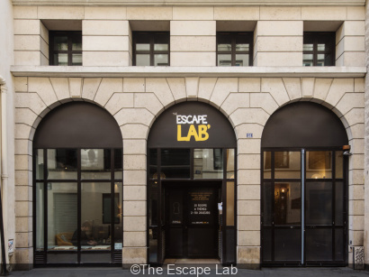 The Escape Lab, le complexe d'escape game géant du 2e arrondissement