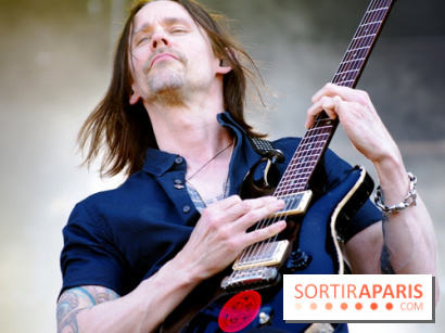Download Festival 2017 à Paris : les photos - Alter Bridge