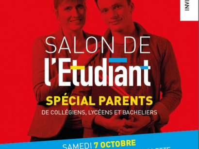 Salon de l 39 etudiant 2018 la porte de versailles for Salon etudiant paris