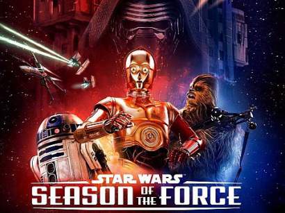 Star Wars à Disneyland Paris, la Saison de la force revient