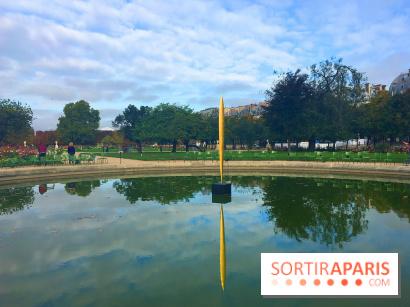 Art collector 2015 for Fiac 2015 jardin des tuileries
