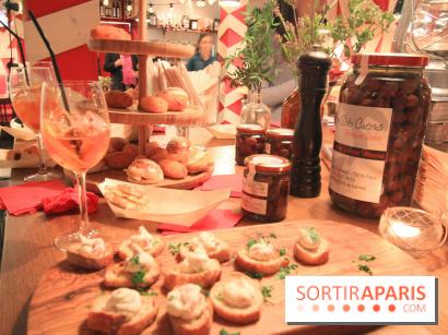 M S Food Paris Horaires