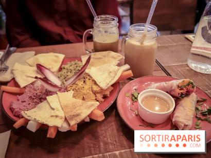 Les restaurants o manger bio sain et pas cher paris - Restaurant porte de versailles pas cher ...