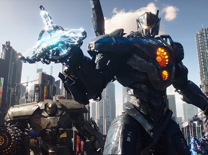 Pacific Rim Uprising : les photos officielles