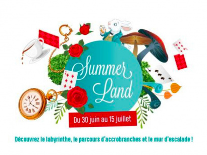 Summer Land 2018 à One Nation Paris Outlet