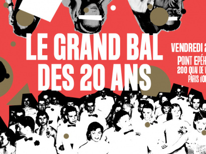 Le Grand Bal des 20 Ans de Radio Campus au Point Éphémère