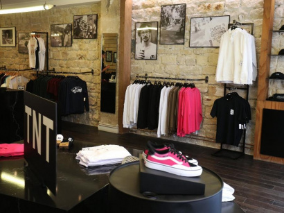Vans ouvre un pop-up store 100% skate