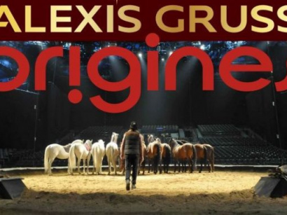 "Spectacles ""Origines"" de la compagnie Alexis Gruss"