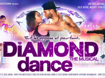 """Diamond dance the musical"" au Palais des Sports"