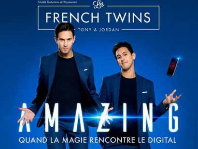 Les French Twins à la Cigale